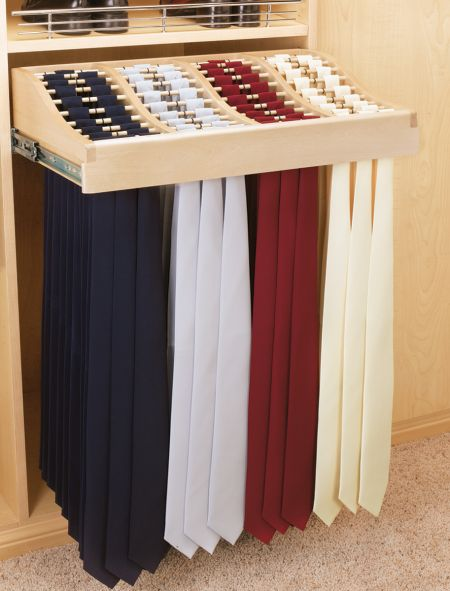 Tie And Pant Rack