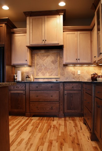 Small kitchen design ideas cabinets kitchens bathrooms for Bath remodel vancouver wa