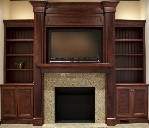 Fireplace Cabinets: Cabinets For Kitchens And Bathrooms In Vancouver, WA
